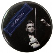 Morrissey - 'I Will See You in Far Off Places' Button Badge